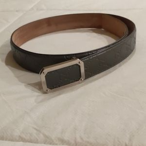 Men's/Women's Authentic Leather Gucci Belt